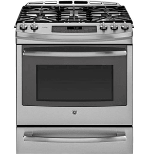 GE Top Model: PGS920SEFSS Gas Range